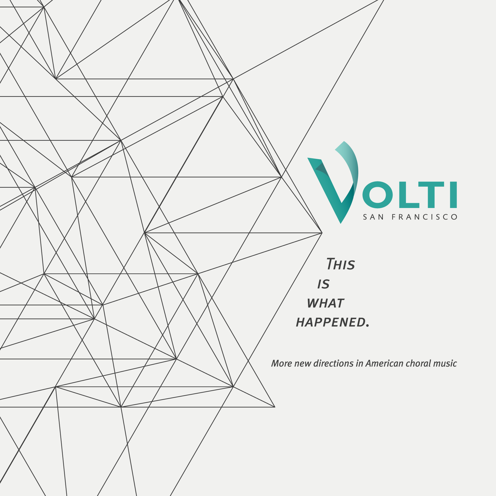 RECORDINGS | Volti San Francisco
