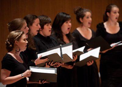 Women of Volti, Chorus America Conference, June 2011