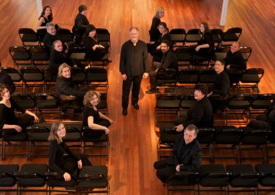 Robert Geary and the Singers of Volti, 2011