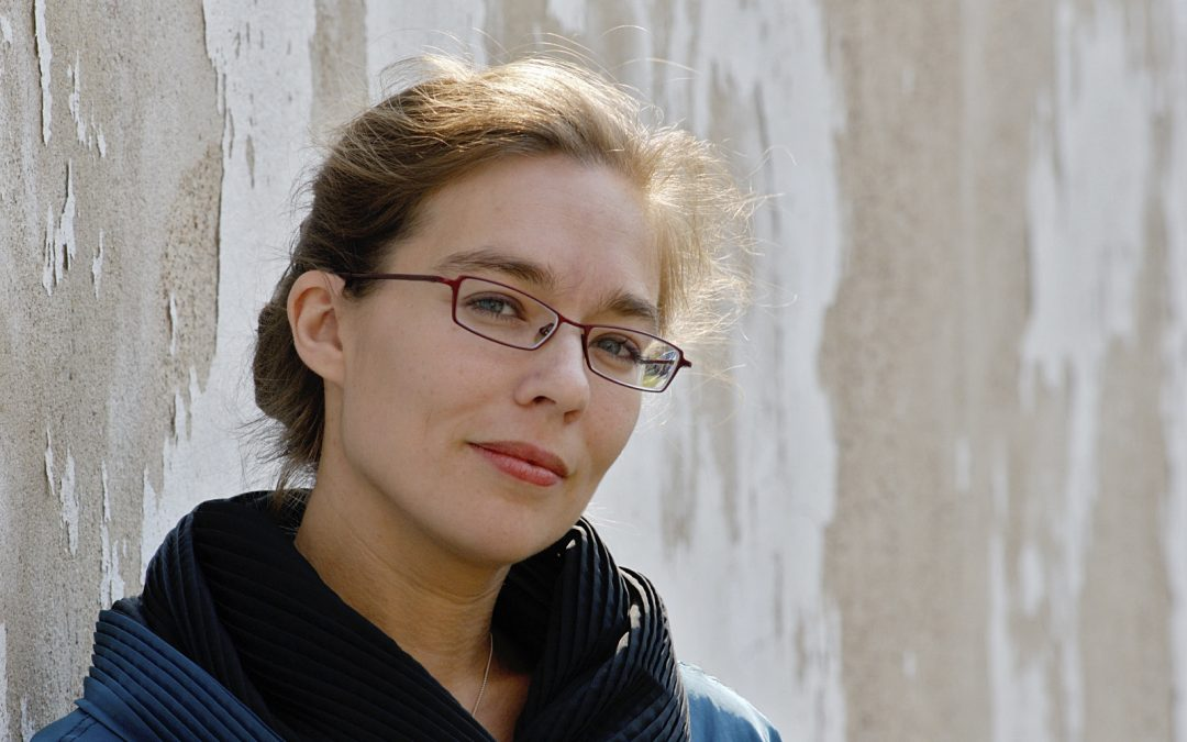 Interview with composer Žibuoklé Martinaityté
