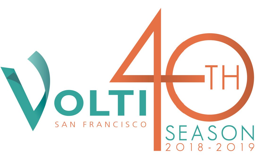 40th Anniversary Gala and CD Release Party | Volti San Francisco